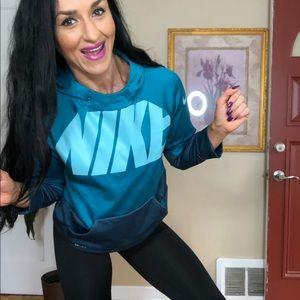 Nike pullover sweater hoodie